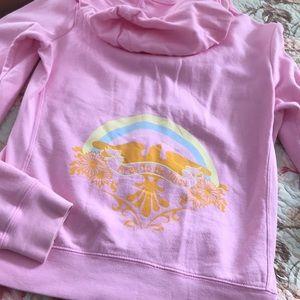 light pink juicy jacket